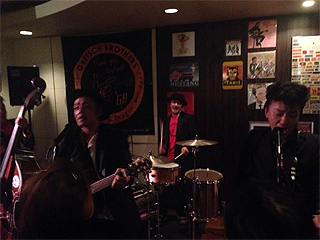 GRETSCH BROTHERS LIVE