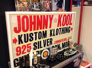 JOHNNY KOOL